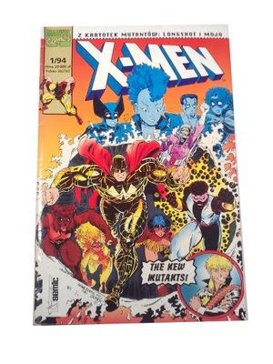 X-MEN 1/94