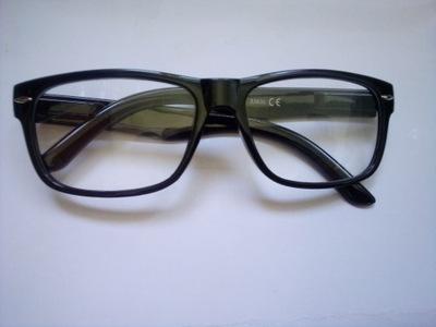 Okulary korekcyjne do czytania + Plusy +3,5
