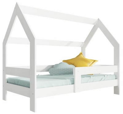 кровать детское HOMKI HIGH белое дом ? ??????????