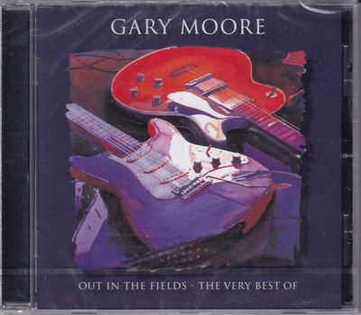 GARY MOORE - THE VERY BEST OF - OUT IN FIELDS - CD