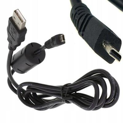 KABEL USB APARAT - KOMPUTER WYMIANA do NIKON D5000