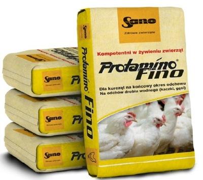 ?????????? для кур гусей уток Protamino Fino