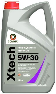 OLEJ COMMA X-TECH 5W30 5L FORD WSS-M2C913-D