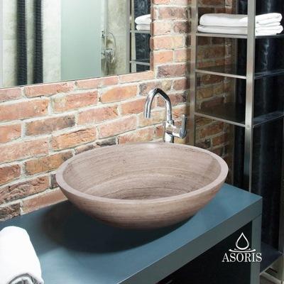 Umývadlo ASORIS Stone (MB110_PL)