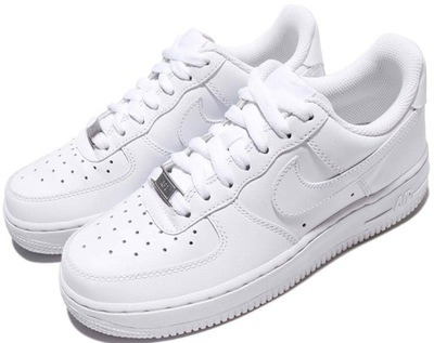 BUTY NIKE AIR FORCE 1 GS 314192-117 roz. 39 EUR