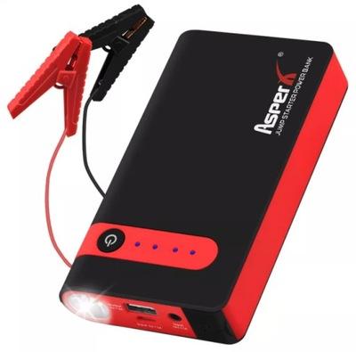 JUMP ARRANCADOR POWER BANK 10000MA USB USO AUTO