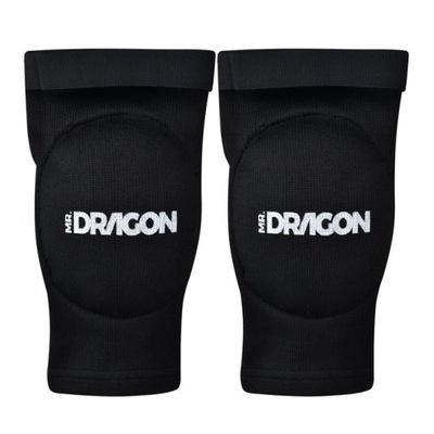 Mr.Dragon Ochraniacze na Łokcie Muay Thai XL
