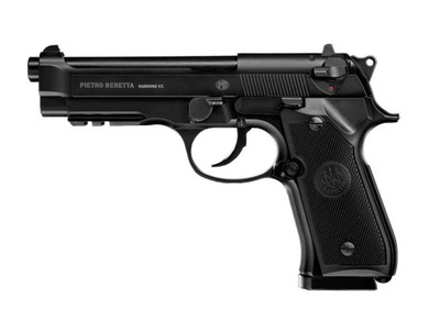 Pistolet Beretta M92A1 metal 4,5 mm+ZESTAW