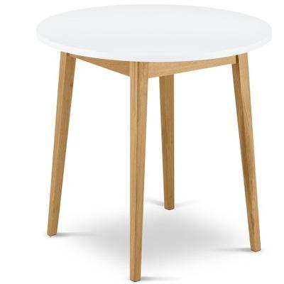 Stół Stolik Jadalnia SKANDYNAWSKI OKRĄGŁY KONSIMO