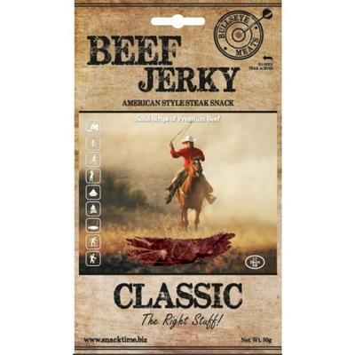 BEEF JERKY CLASSIC, Высушивают говядина 50g