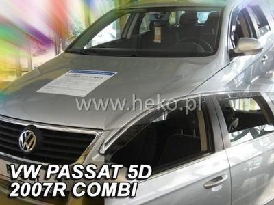 ОБТЕКАТЕЛИ HEKO VW PASSAT B6 B7 2005-2015 5DRZWI 4 ШТУКИ