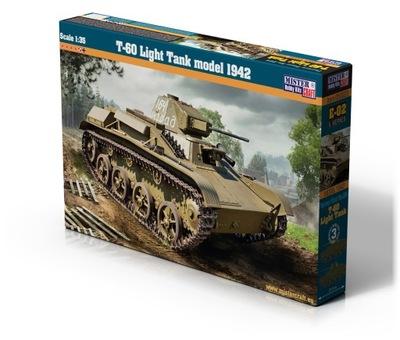 Model T-60 Polski dywizjon czołgów Klej +Gratisy