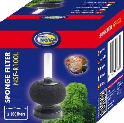 Aqua Nova фильтр губка NSF-R100L ??? Шара