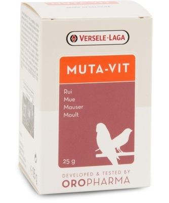 VERSELE-LAGA Oropharma Muta-Vit 25 g pierzenie