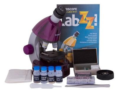 Mikroskop szkolny dla dzieci, optyczny M101 / 640x