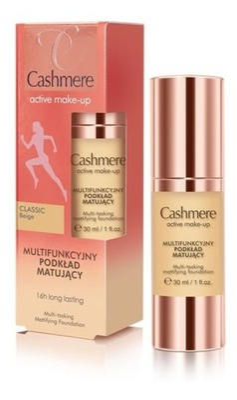 Cashmere Active Make-up Podkład (01) 30 ml
