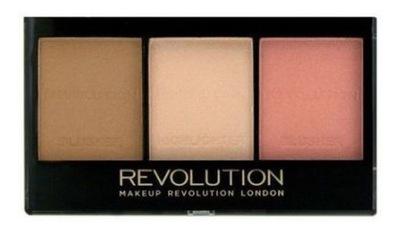 Makeup Revolution Zestaw do konturowania UltraFair