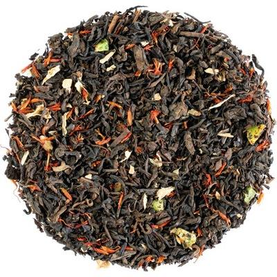 Pu Erh TEKSAŃSKI Herbata Czerwona 50g NIESAMOWITA