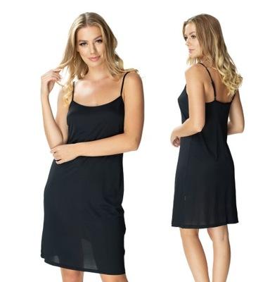 Klasyczna halka Erika pod sukienkę czarny 40