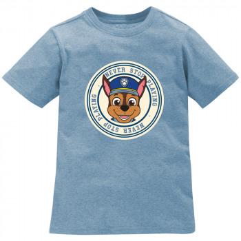 Koszulka T-shirt PSI PATROL roz. 86/92 Niebieska