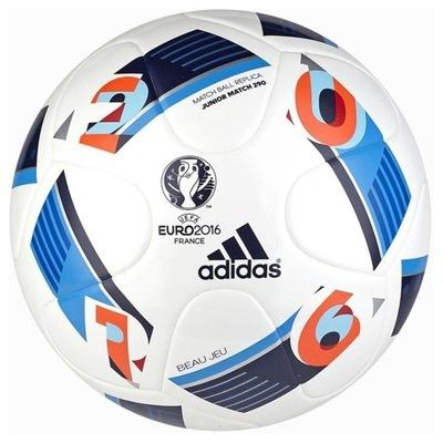 Piłka nożna ADIDAS EURO16 J290 AC5425