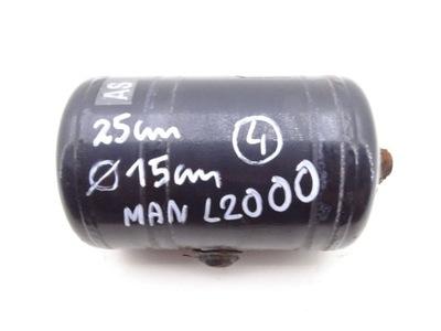 MAN L2000 LE 94-04 БАК ВОЗДУХА 15CM 25CM 4L