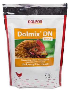 DOLMIX DN, НАПИТОК, корм для кур несушек,витамины 500?