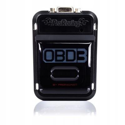 ChipTuning OBD3 do Mercedes Benz E S211 S212 S213