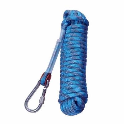 Lina alpinistyczna, niebieska, 30 metrów