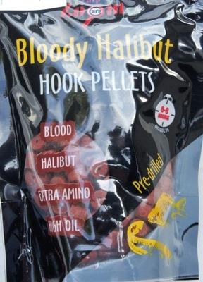 PELLET HACZYKOWY BLOODY HALIBUT 8 MM KRWISTY