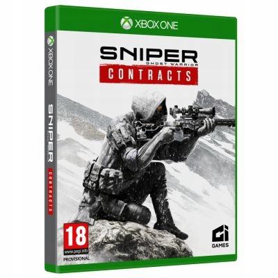 Sniper Ghost Warrior Contracts Warrior 3 Pass 8718600338 Oficjalne Archiwum Allegro