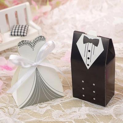 Pudełeczko podziękowanie dla gości weselnych ślub