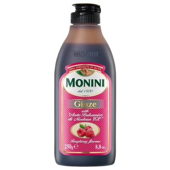 Monini Krem z octu balsamicznego MALINA 250 g