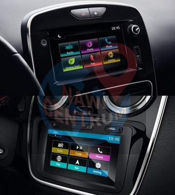 Renault Dacia Opel Media Nav Mapa PL 2020/2021 TMC