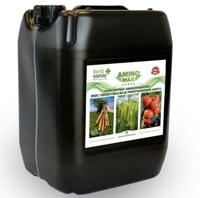 Koncentrat AMINOKWASÓW roślinnych80-320ha 100l+60l