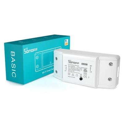 SONOFF BASIC Wi-fi  ??????????  230 V по телефону