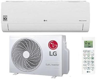 Кондиционер LG Стандарт S12EQ Dual Инвертор 3 ,5квт