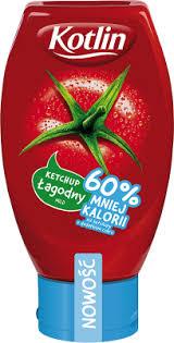 KOTLIN КЕТЧУП МЯГКИЙ, 60 % меньше калорий, 450g