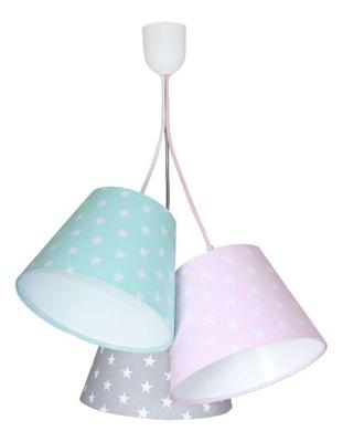 Лампа instagram ??????????  для детей звезды розовая Мятой