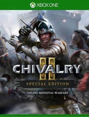 CHIVALRY 2 SPECIAL EDITION PL XBOX ONE/X/S KLUCZ