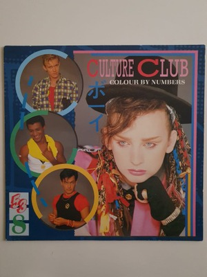 Culture Club -Colour By Numbers