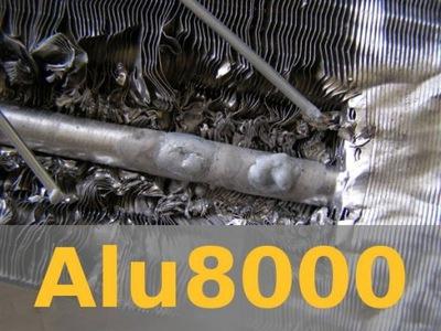 SPAWANIE ALUMINIUM spoiwo LUTOWANIE 400st. C 50cm