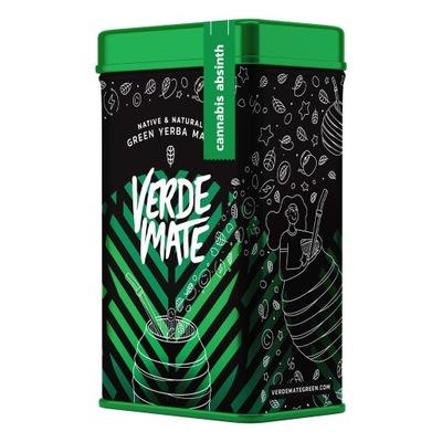 Puszka z Verde Mate Green Cannabis Absinth 0,5kg
