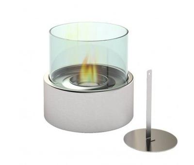 Plynový krb - Bio Krb na bio-Krb na bioetanol 16x16cm vaše