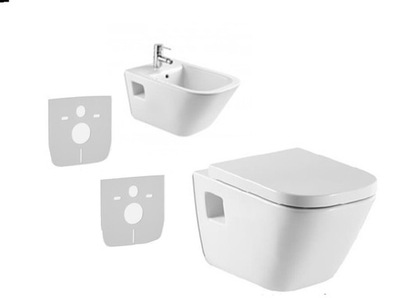 Рока Gap миска туалет instagram ??????????  +БИДЕ висящий + доска В/О