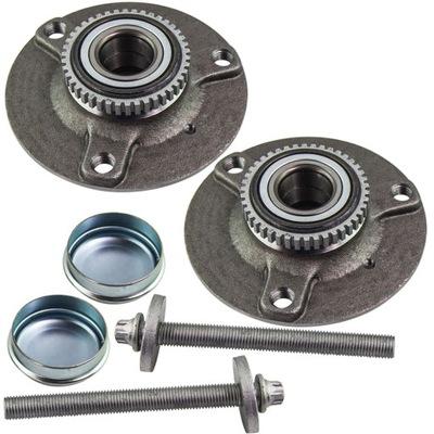 2x Ступица переднего колеса для SMART 0,6 0,7 0,8 CDi