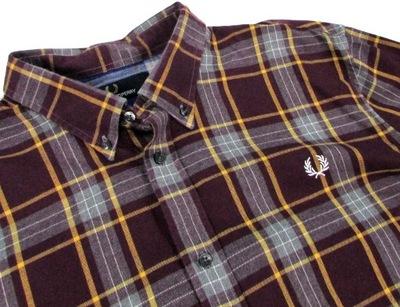 * FRED PERRY *_XXL_Rewelacyjna modna koszula_IDEAŁ