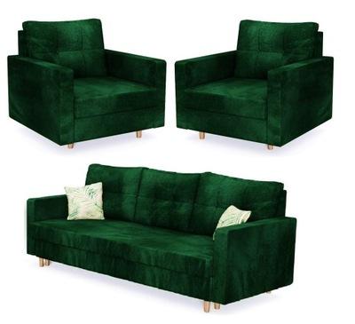комплект квартира WOLF 3 +1 +1 Диван диван Кресло