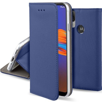 ETUI SMART MAGNET + SZKŁO do Motorola Moto E6 PLUS