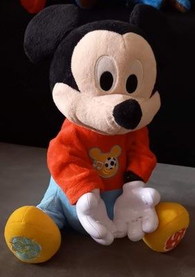 myszka miki interaktywna pluszak baby mickey